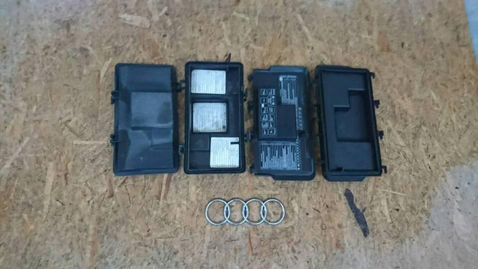 Audi Sicherungskasten Deckel Klappe 80 90 100 200 in Bredstedt