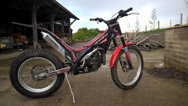 GasGas TXT 270 trials bike