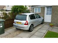 Renault clio sport 182 FULL SERVICE HISTORY 12 MONTH MOT BOTH CUP PACKS , NO OFFERS!!!!!!