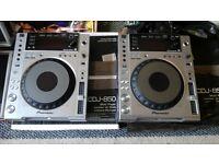 Pioneer cdj-850 pair, boxed, CDJ's