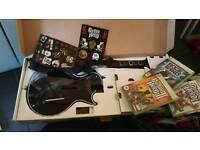 guitar hero legends of rock ( Xbox 360 )