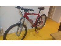 Specialized Hardrock mountain bike. 19 inch frame.