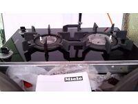 Miele Domino Gas Hob Model KM 405
