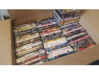 Job Lot 100+ DVDs Wholesale, Inc Friends Box Set, horror, action, Pulp Fiction, Drop Dead Fred