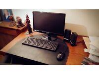 Hanns-g 18 inch hp compaq computer