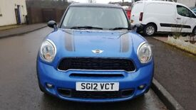 Mini Countryman 2.0 SD Must be seen approx 50 mls to Gallon. Re-Advertised due to time wasters