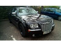2006 56 CHRYSLER 300C TOURING ESTATE 3.0 CRD DIESEL ONLY 60000 miles FSH ALL EXTRAS P/X WELCOME
