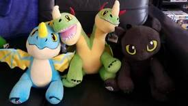 Barf belch toothless build a bear dragons