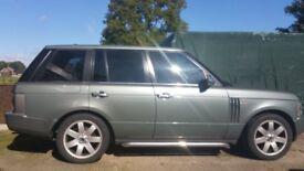 2002 Range Rover Vogue 4.4L Auto