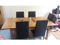 Stunning Dining Set, Immaculate Condition