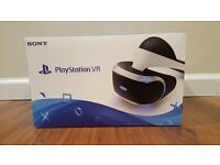 New Sony PS4 VR headset - UK - cheapest around and a Safe place to buy - VR goggles virtual reality