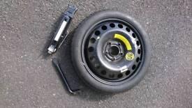 Spacer saver wheel vauxhall, Chevrolet, GM