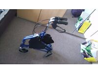 3 Wheeled Walker (Mobility Aid) BRAND NEW NEVER BEEN USED