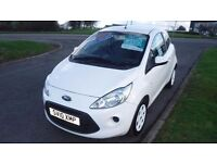 FORD KA EDGE 2010,ELECTRIC WINDOWS,REMOTE CENTRAL LOCKING,AIR CON,FULL SERVICE HISTORY,£30 Road Tax