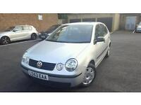 2003(53 REG) VW POLO TWIST 1.4 PETROL MANUAL 8 STAMPS F/S/H EXCELLENT CONDITION
