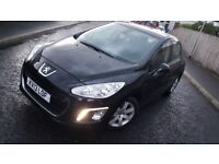 £20 Road Tax.Diesel.Only 71000 Miles.2013 Peugeot,308,Hdi.Hatchback,civic golf astra foucus 208 3008