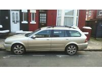 X type Jaguar *no mot* £600ono