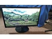 24'' Samsung Monitor, 1080p, 1920x1080