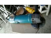 110 volt Makita Angle Grinder Only £30