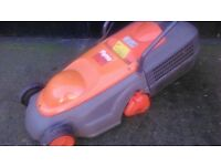 Flymo electric mower . Full working order
