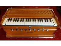 Full Size Harmonium Double coupler Special model made for Concert Level