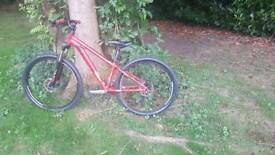"Trek 3 Series 3700 MTB Mountain Bike 26"" Wheels 13"" frame (small size) Disc Brakes 24 gears"
