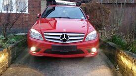 Mercedes C220 CDI Sport Auto