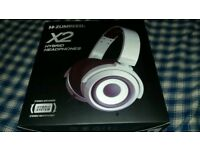 speakers an headphones Zumreed x 2 hybrid