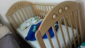 Mother care play bead cot n mattress