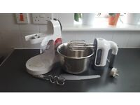 Kenwood chefette stand and hand mixer