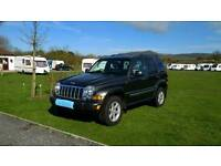 Jeep Cherokee 2.8 crd limited, best value facelift model on the internet
