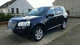 2007 LandRover Freelander 2 GS 2.2Td4 ( immaculate/ May Swap )