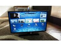 """Samsung UE40F5300AK 40"""" Full HD 1080p Smart LED Television With Freeview Black"""