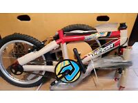 Brand new Raleigh Gecko Red kids bike