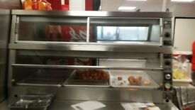 Henny Penny Food Display