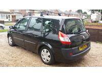 !!!!!! Renault grande senic 1.6 petrol excellent family car 12months mot £545!!!!!!!!