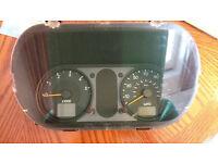 Ford Fiesta 1.4 TDCI Diesel Speedo Meter Instrument Cluster 94289 Miles 2002-06