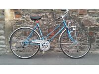 FULLY SERVICED OLD SCHOOL ROTARY EXCLUSIVE LARGE FRAME SIZE BICYCLE