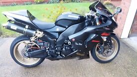 zx10r 2006 30100mls in mint condition