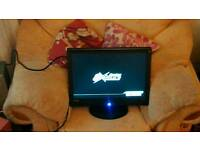 19in LCD pc monitor ex con