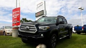 2016 Toyota Tacoma Double Cab TRD Sport 6 spd manual