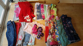 Girls Bundle of Clothes - 18-24 months