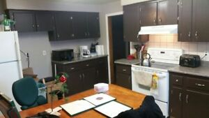 3 bedroom apartment available in triplex home