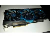 Sapphire vapor-x R9 290 graphics card