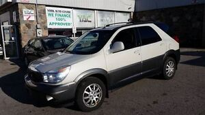 2005 Buick Rendezvous CXL; Leather, Memory seat & More!