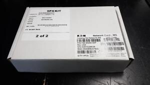 NEW Eaton 9PX1500RT Network Management Card Kit - 744-00255-00P
