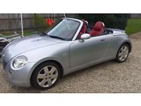 Daihatsu Copen 2 seater Sports Car with power hard top.