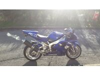Mint 98 r1 27000 miles new mot £2400