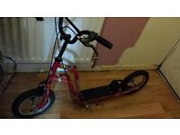 Kids scooter with brake from7+years 25pounds