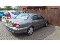 2005 Jaguar X Type 2.1 SE V6 Auto. (Petrol)